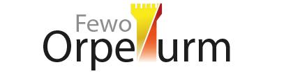 Ferienwohnung am Orpeturm Logo